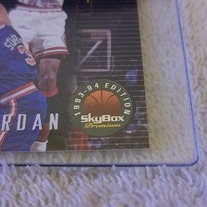 Skybox Other - MICHAEL JORDAN basketball card